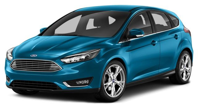 Ford Focus III Hatchback Рестайлинг
